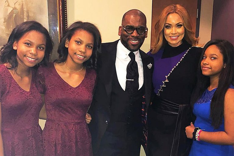 Gizelle Bryant Comments On Her Dad Not Approving Of Her Relationship After He Says Jamal Bryant Has 7 Kids!
