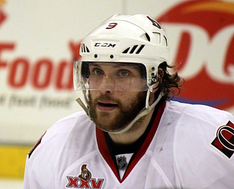 Ottawa Senators Place Bobby Ryan on Waivers For Purpose of Buyout