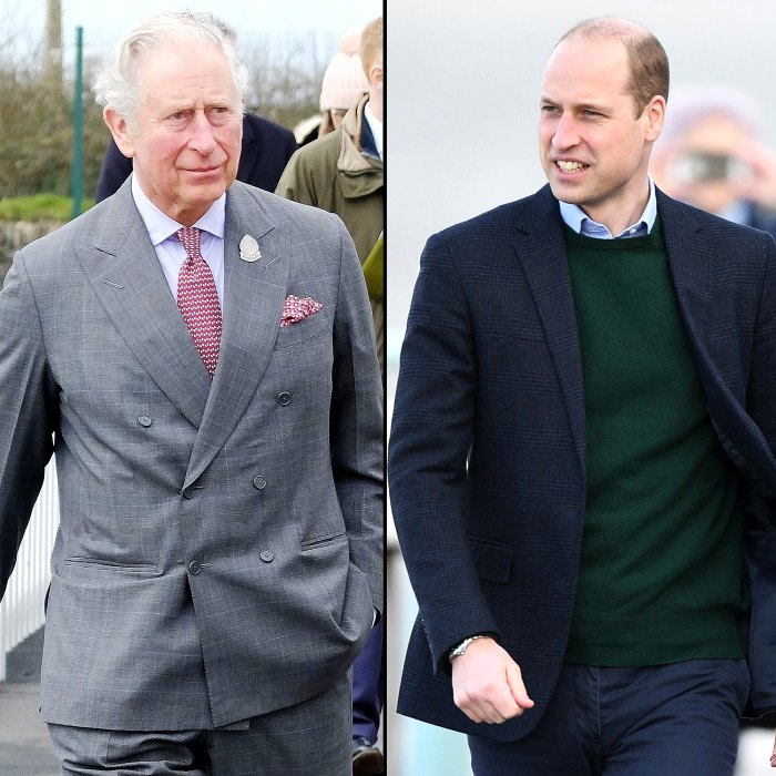 Prince Charles William Didnt Think Harry Meghan Step Down Was Serious