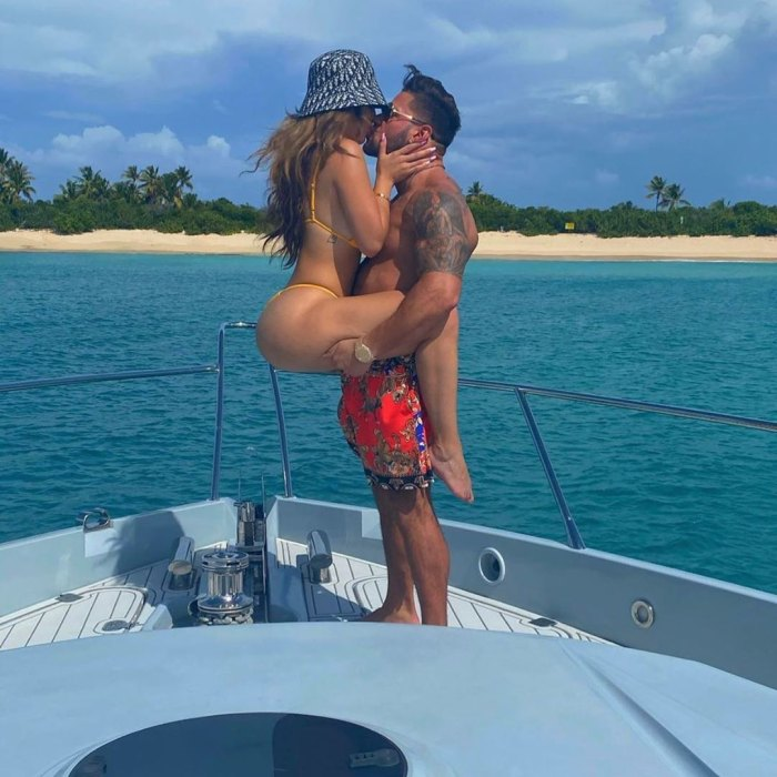 Ronnie Ortiz-Magro Goes Instagram Official With New Girlfriend Saffire Matos