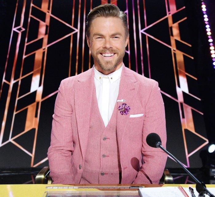 Derek Hough My Tough DWTS Criticism Is Out Respect Contestants