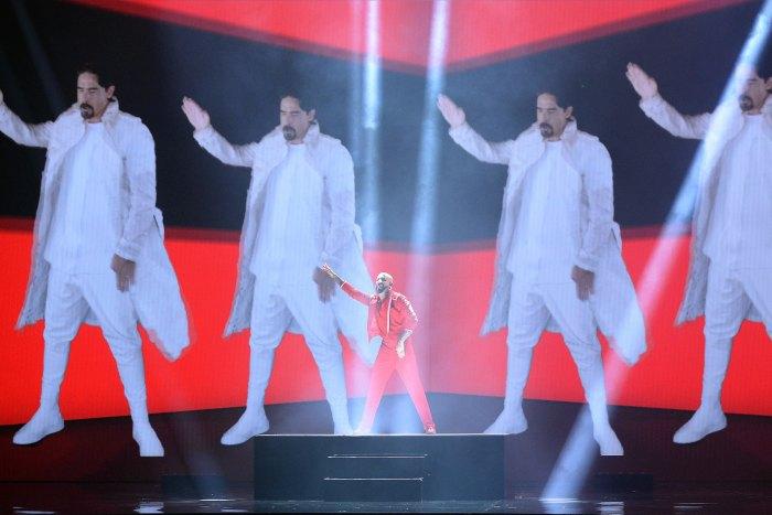 AJ McLean Details BSB Dance on DWTS, Cheryl Burke Sobriety