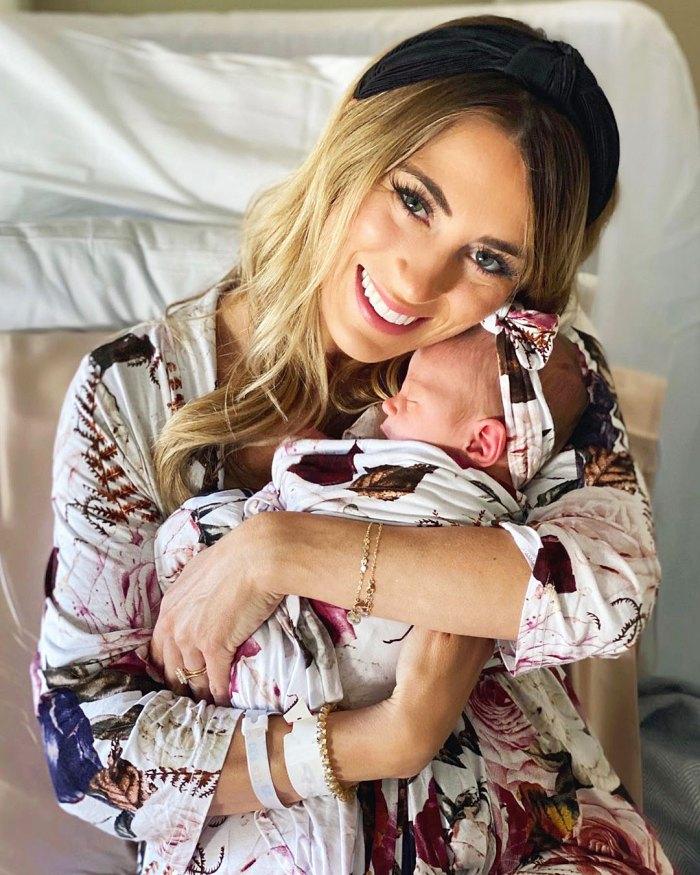 Tenley Molzahn Slams Brutal Mom-Shamers 2 Weeks After Daughter Birth