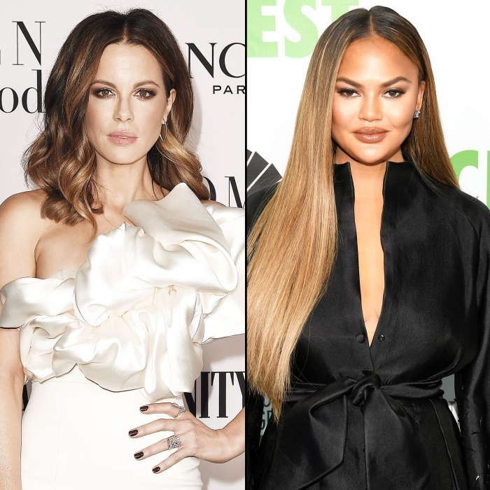 Kate Beckinsale Reveals Previous Pregnancy Loss While Supporting Chrissy Teigen