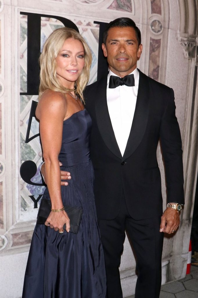 Kelly Ripa Passionate About Production Company With Mark Consuelos