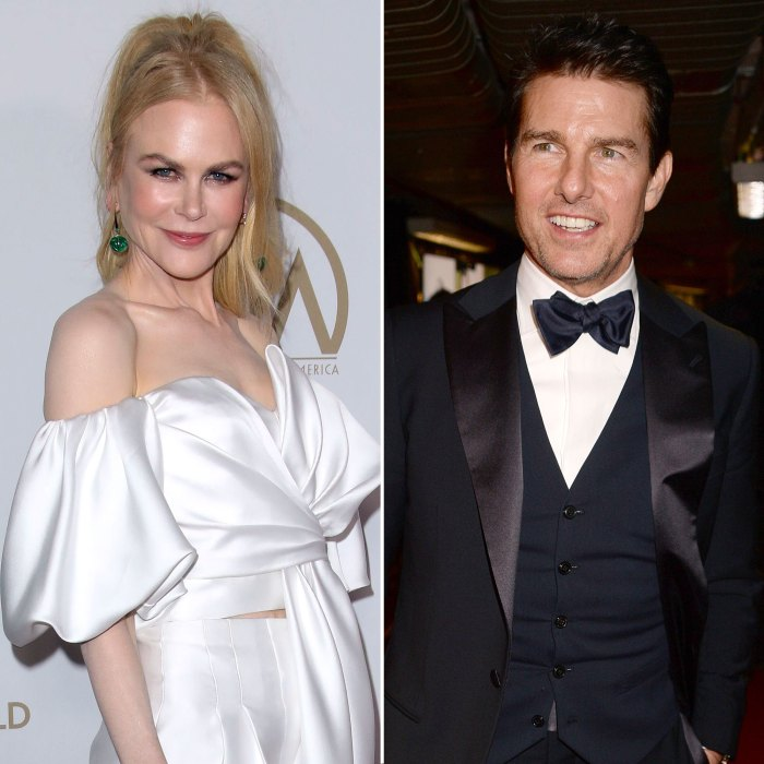 Nicole Kidman Remembers Being Happily Married to Tom Cruise