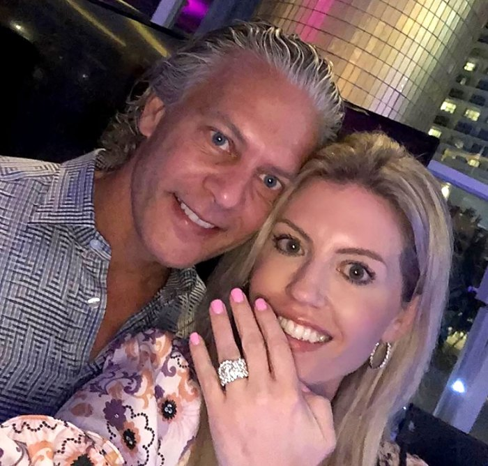 David Beador Pregnant Lesley Cook Reveal Sex Their 1st Child Together