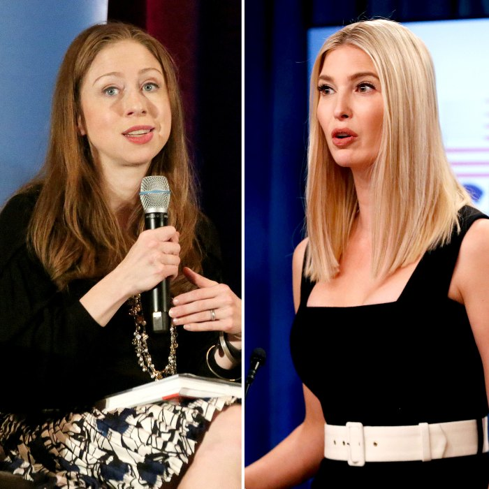 Chelsea Clinton Explains Why She Ended Her Friendship With Ivanka Trump 1