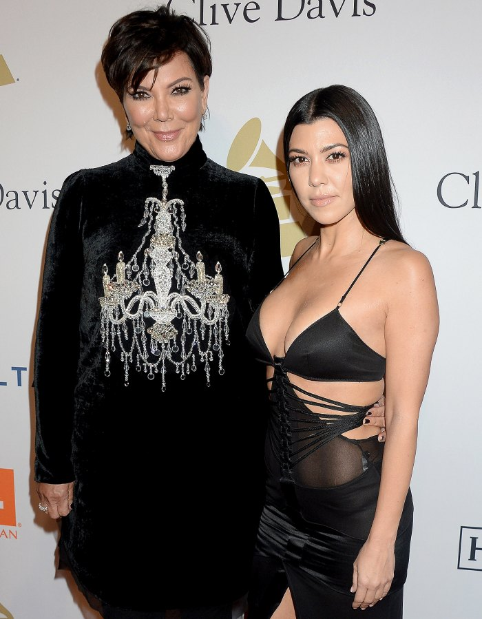 Kris Jenner and Kourtney Kardashian Deny Sexual Misconduct Allegations