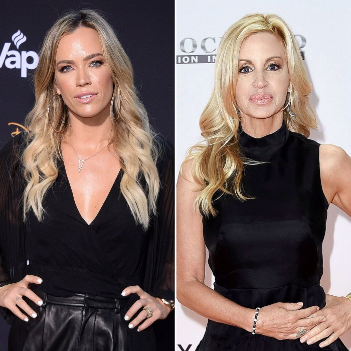 Teddi Mellencamp Vows to Never Be Like Camille Grammer After Detailing RHOBH Exit Drama