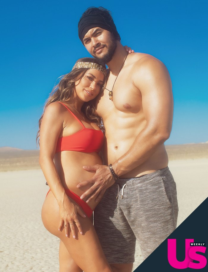 UFC's Arianny Celeste Gives Birth and Welcomes First Child With Boyfriend Taylor King