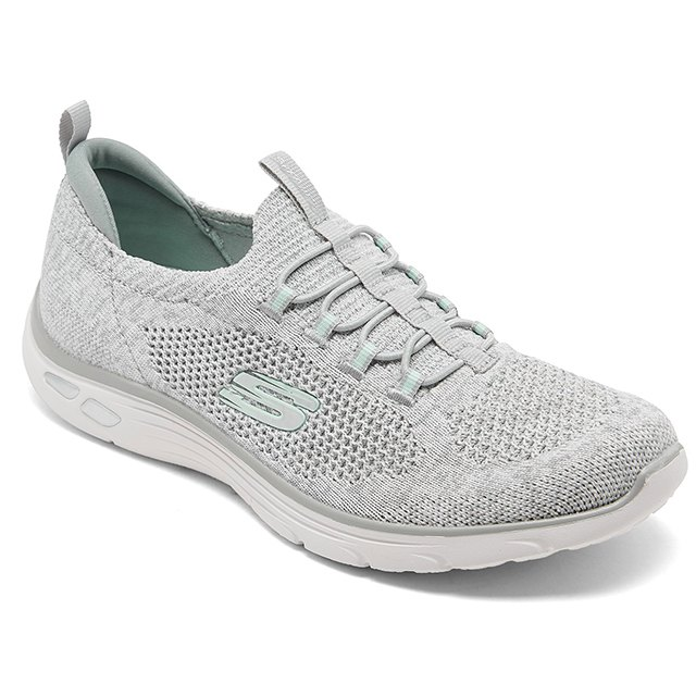 Skechers Women's Relaxed Fit- Empire D'Lux - Sharp Witted Athletic Walking Sneakers