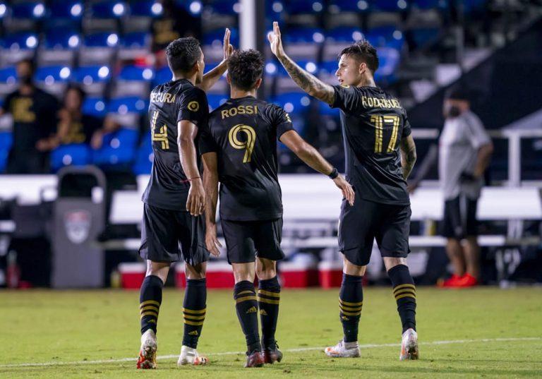 Los Angeles Galaxy's Rough Night in Portland, LAFC Defeats Houston Dynamo