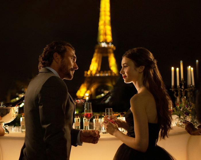 'Emily in Paris' Star William Abadie on American vs. French Women's Perfume
