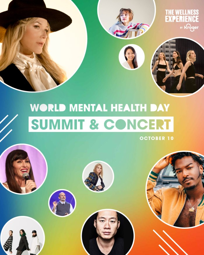 The Wellness Experience Summit Concert Has All-Star Lineup