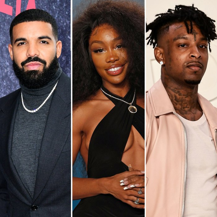 Drake Claims He Dated SZA on 21 Savage Song Mr. Right Now