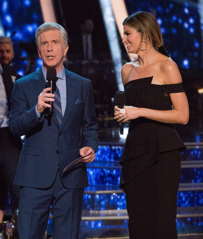 Tom Bergeron and Erin Andrews Poke Fun at 'Dancing With the Stars' Producer's Reasons for Replacing Them This Season