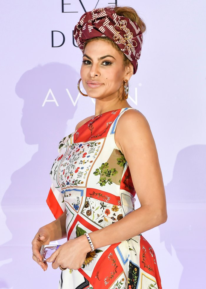 Eva Mendes Jokes About Parenting Being Like Running a B&B With 'Aggressive' Guests