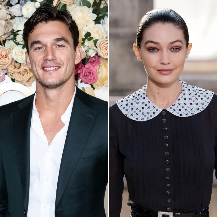 Tyler Cameron Admits He Hasn't Spoken to Ex Gigi Hadid in a 'Long Time,' Thinks She'll Be a 'Great' Mom