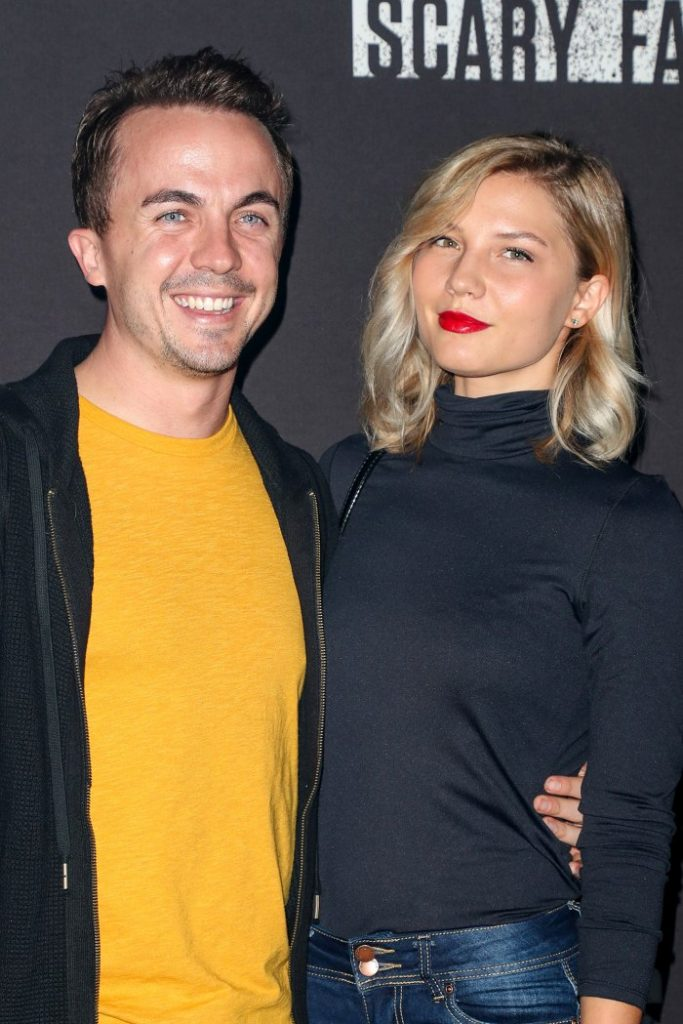 Frankie Muniz and Pregnant Wife Paige Price Share Sex of Their 1st Child