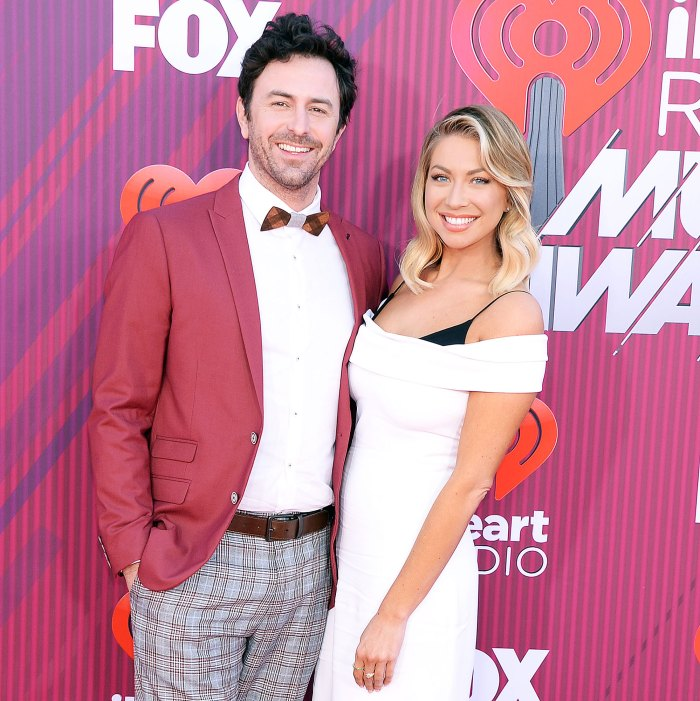 Pregnant Stassi Schroeder and Beau Clark Wed