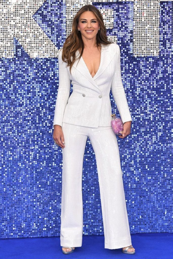 Elizabeth Hurley Reveals Her Secrets to Staying Fit