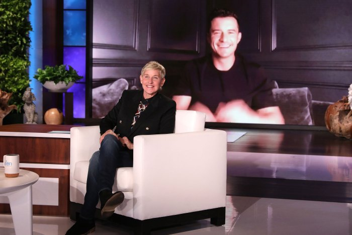 Orlando Bloom Reveals Who His and Katy Perry Daughter Daisy Resembles Most on Ellen DeGeneres Show