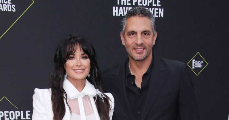 Kyle Richards: How Mauricio and I Felt About Those Split Rumors