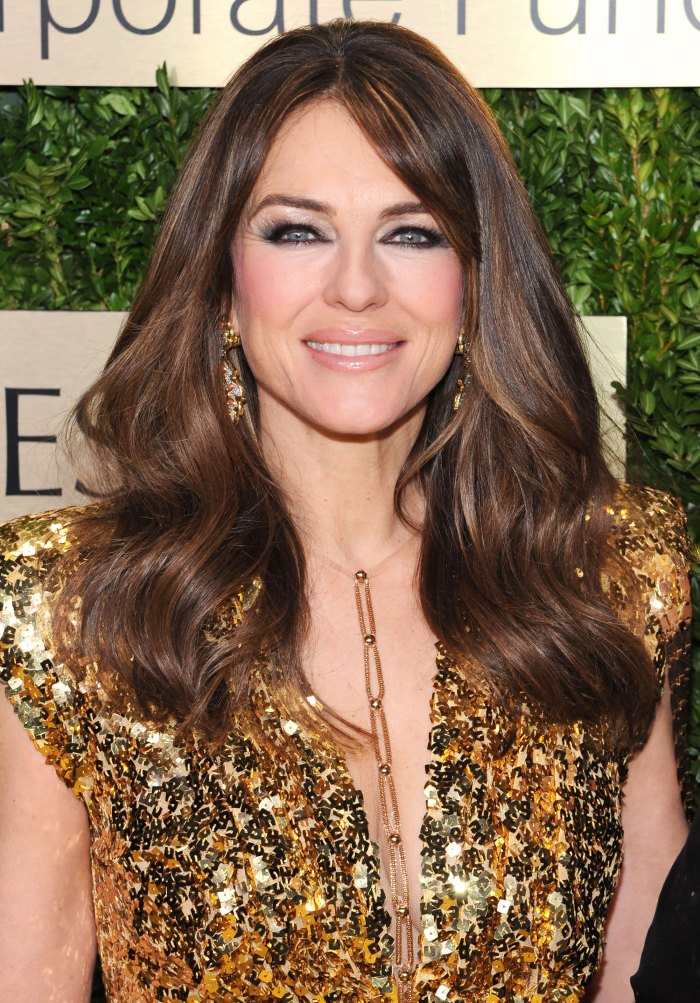 The 1 Thing Elizabeth Hurley Would Change About Her Appearance Is So Relatable