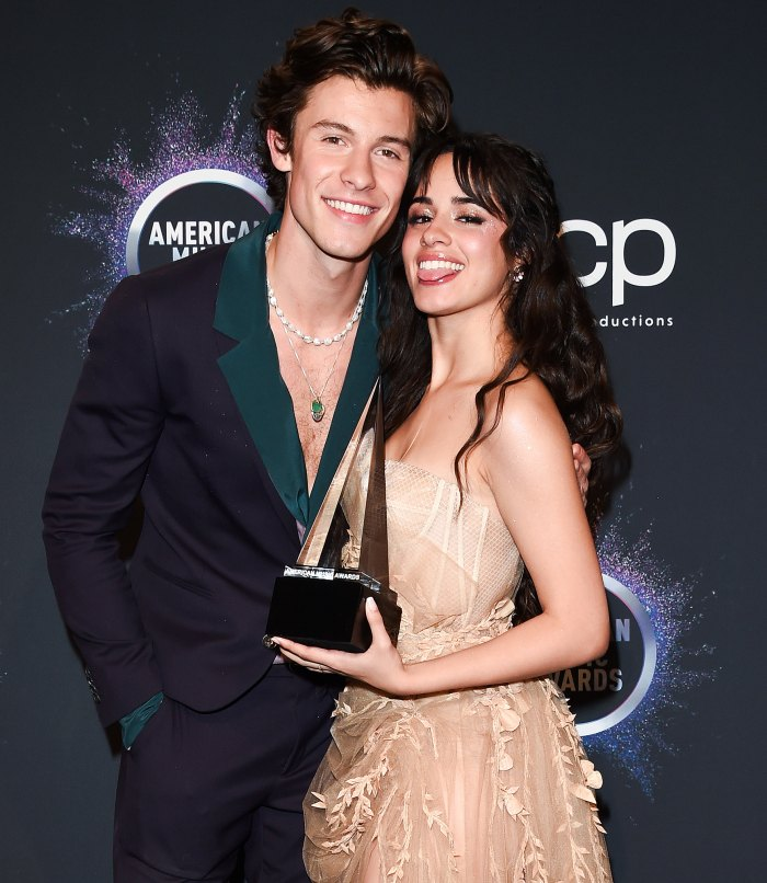 Shawn Mendes and Camila Cabello love songs on album