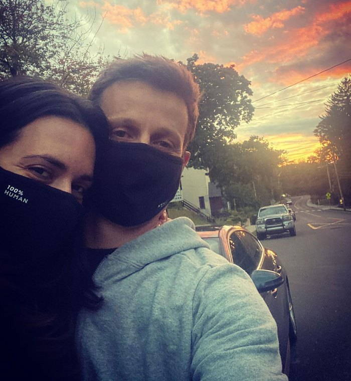 New Flames! Torrey DeVitto, Blue Bloods' Will Estes Cozy Up in New Pic