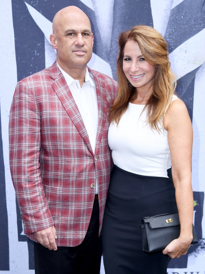 Jill Zarin Says Shes Not Married BF Gary Brody Despite Fan Speculation