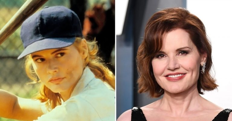 Batter Up! Geena Davis Has Big Plans for 'A League of Their Own' Sequel