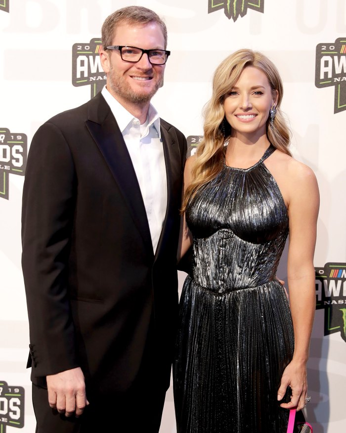 Dale Earnhardt Jr Welcomes 2nd Child With Wife Amy