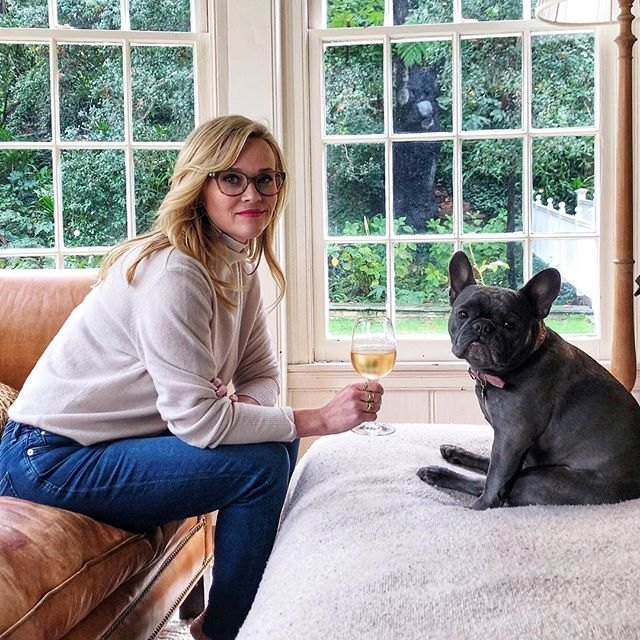 Reese Witherspoon, Daughter Ava 'Heartbroken' Over Death of French Bulldog Pepper
