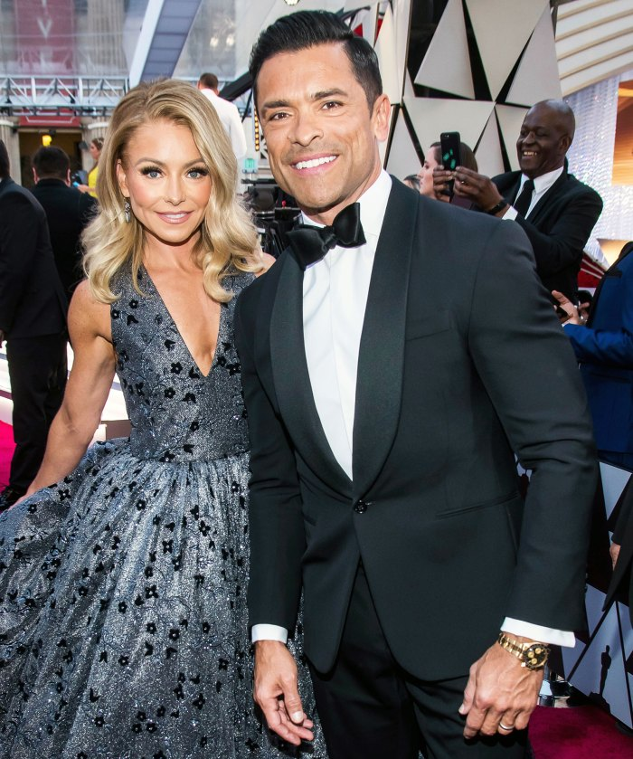 Kelly Ripa and Mark Consuelos Still Have an Infectious Energy Together As She Turns 50