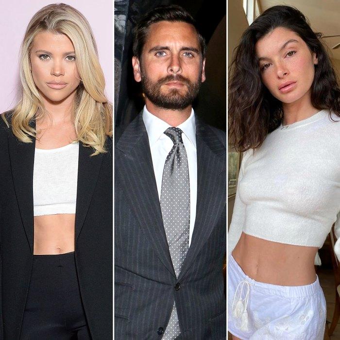 Sofia Richie Unfollows Ex Scott Disick Amid Bella Banos Dating Rumors