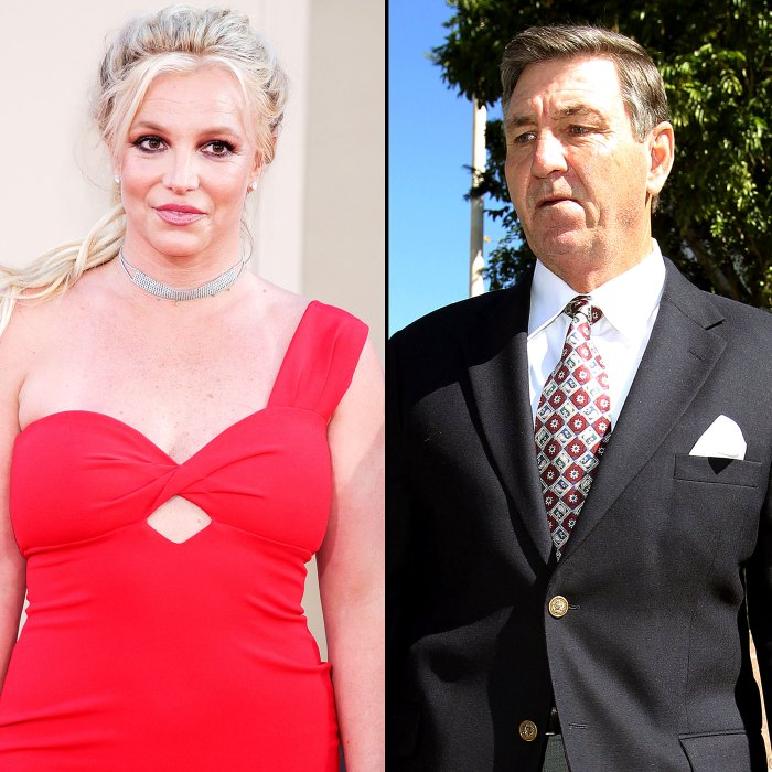 Britney Spears Dad Jamie Is Very Concerned That Shes Being Given Lot Freedom Amid Conservatorship
