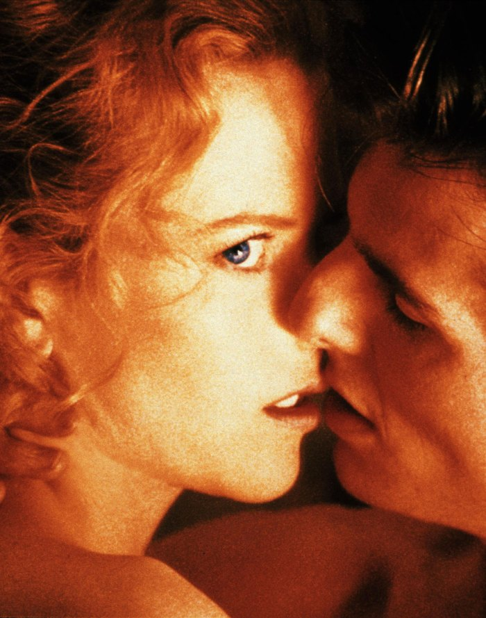 Nicole Kidman Remembers Being Happily Married to Tom Cruise Eyes Wide Shut