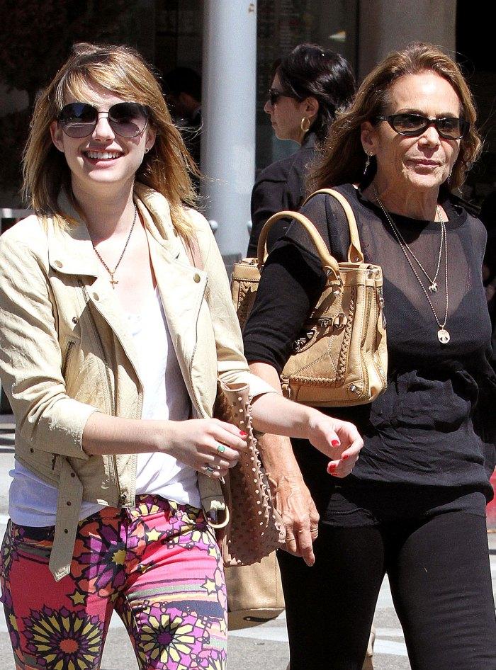 Emma Roberts Blocked Mom Kelly Cunningham on Instagram