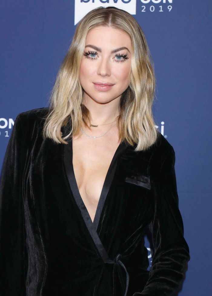 Pregnant Stassi Schroeder Says Daughter Has a 'Hole in Her Heart'