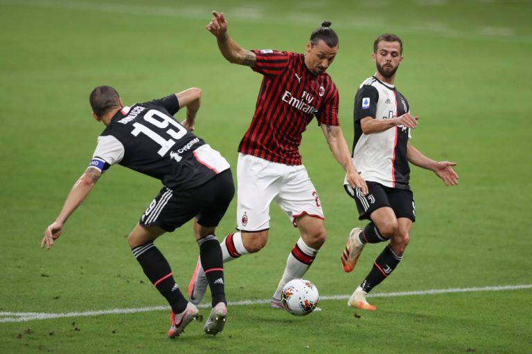 Zlatan Ibrahimovic's Two Goals not Enough To Win, AC Milan vs. AS Roma, 3-3