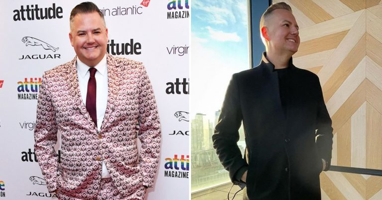 Ross Mathews Reveals 50-Lb Weight Loss: I'll 'Always Be a Work in Progress'