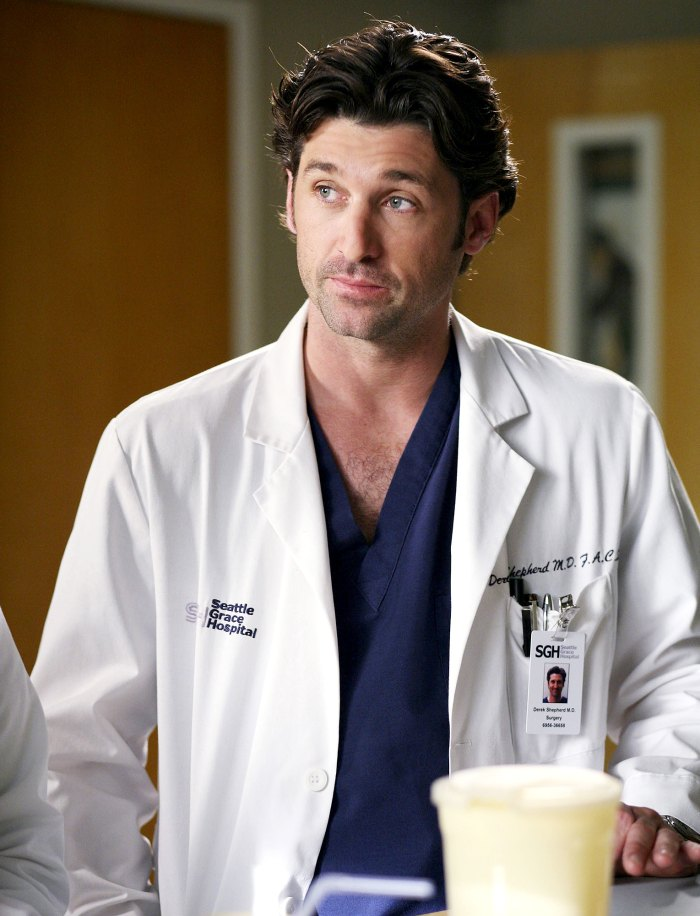 Why Patrick Dempsey Originally Left Grey's Anatomy