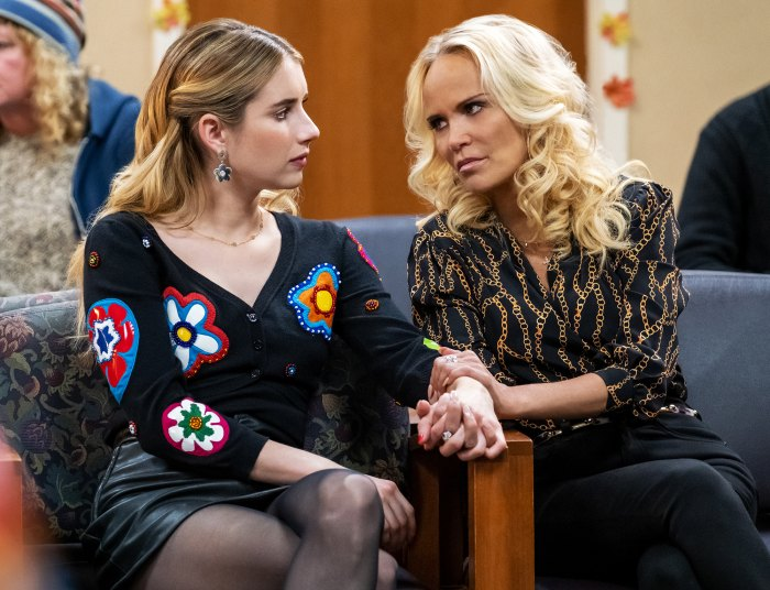 Kristin Chenoweth Says She Formed a Real Sisterhood With Emma Roberts on Holidate Set