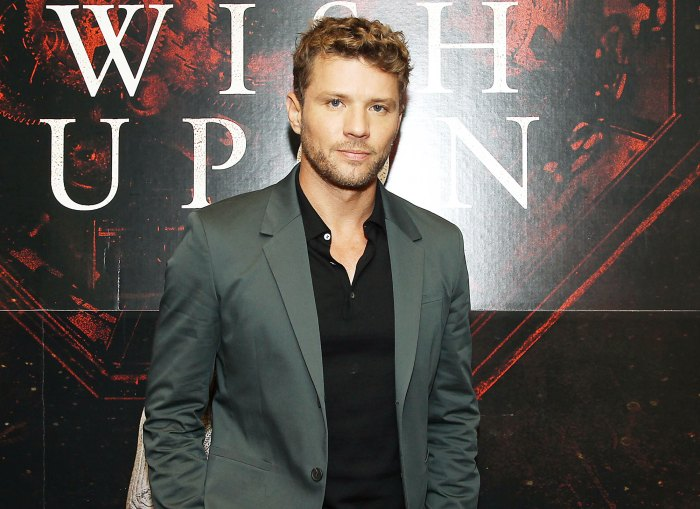 Ryan Phillippe at a screening of Wish Upon Ryan Phillippe Says He Thought His Parents Would Disown Him After Cruel Intentions Role