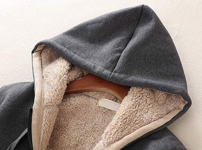 amazon-sherpa-hoodie-grey