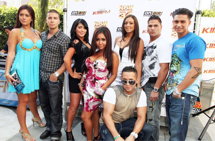 The Cast of Jersey Shore In 2010 Ronnie Ortiz-Magro Details Special New Relationship