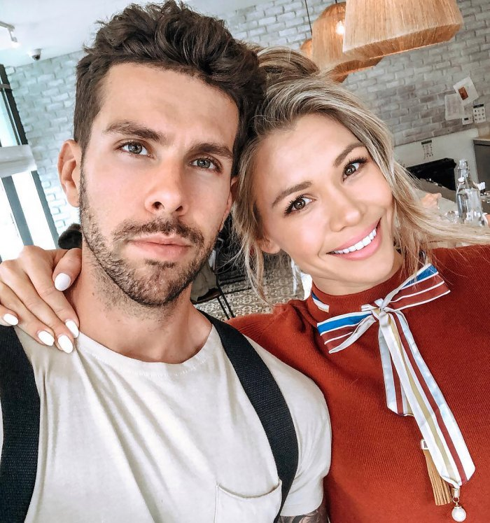 Chris Randone Reveals Ex Krystal Nielson's Pregnancy Is the 'Icing on the Cake for Feeling Truly Broken'