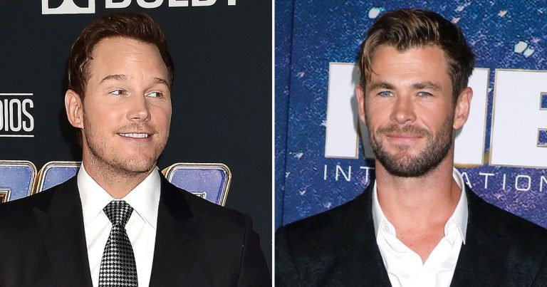 'Stop Working Out!' See Chris Pratt's Hilarious Plea to Chris Hemsworth
